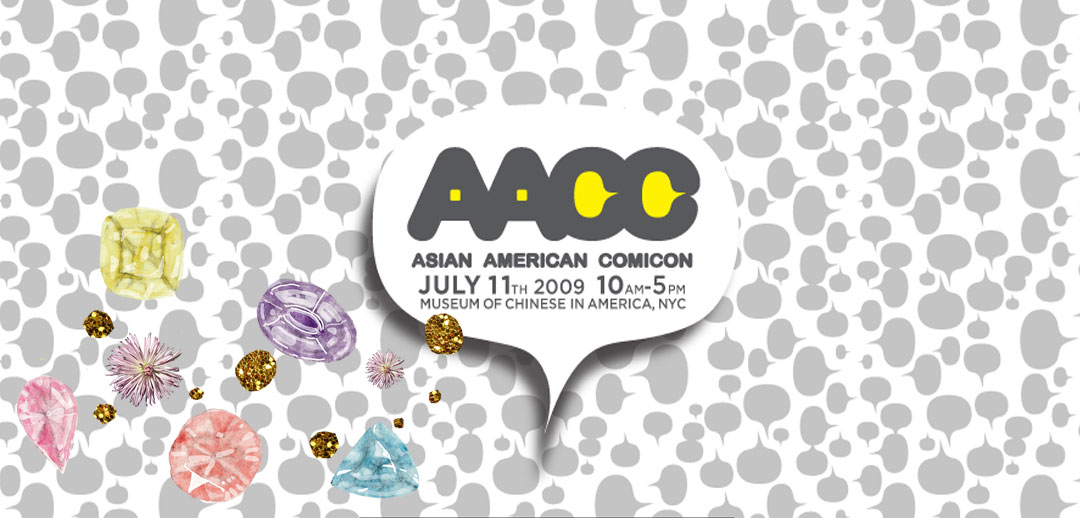 Asian American ComiCon Banner Image