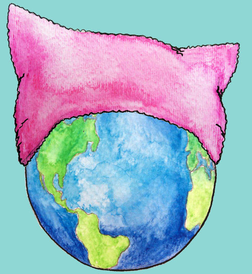 Pussyhat Global Logo