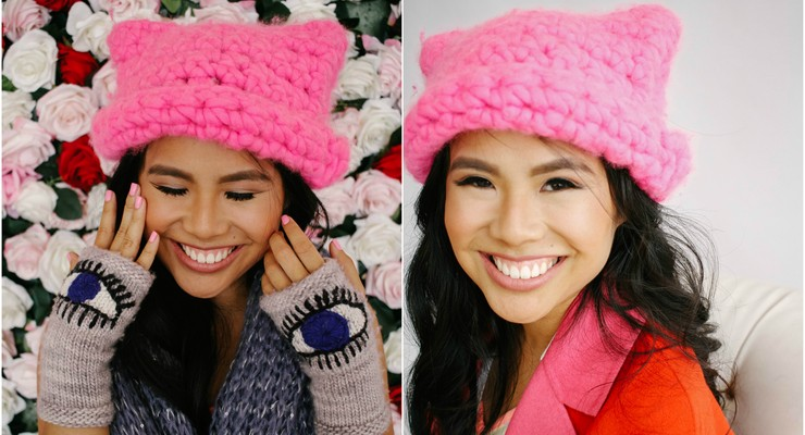 Pussyhat Project Creator With Pasadena Roots Talks New Book, and How She Captured a Worldwide Movement With a Simple Knit