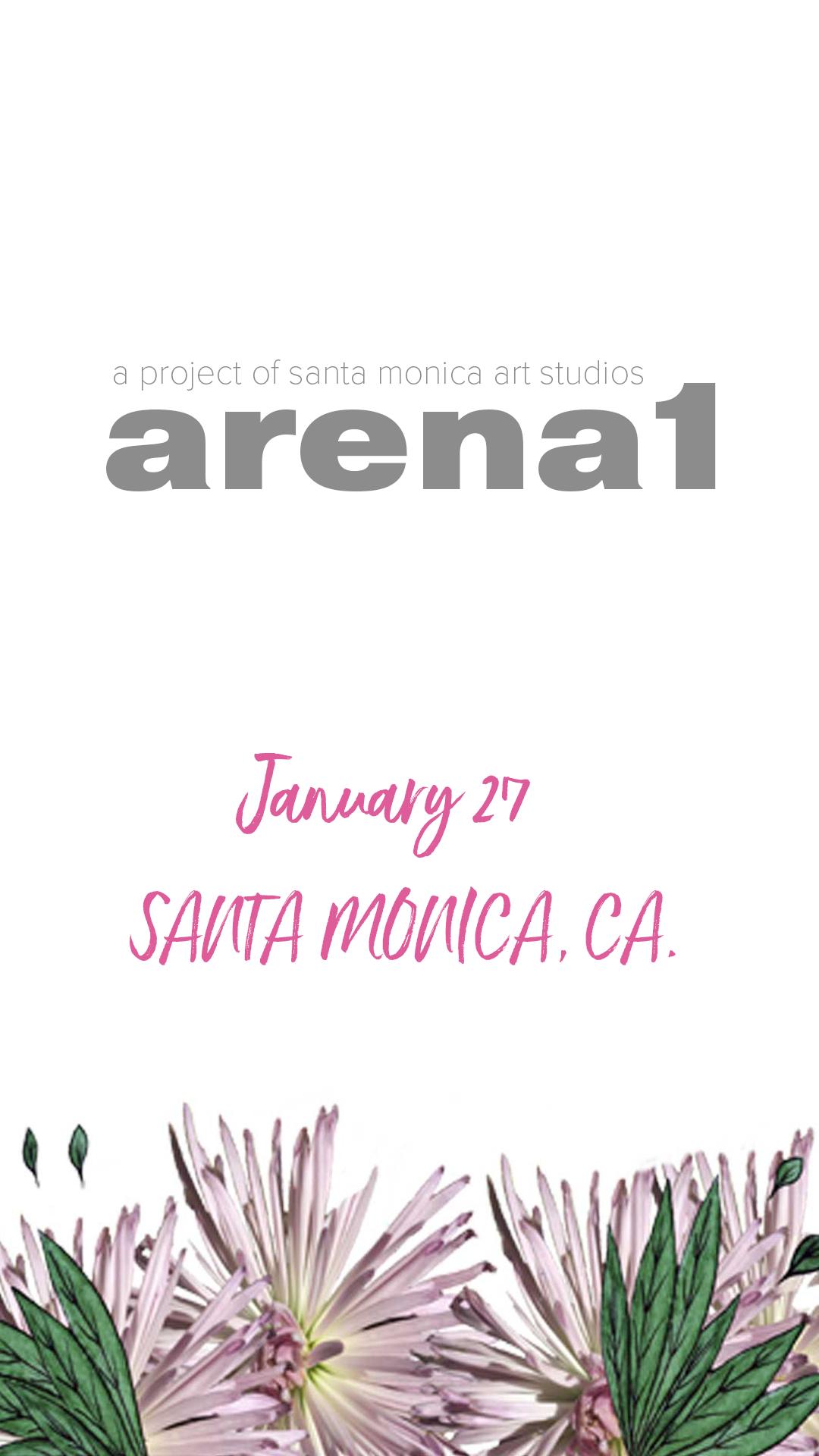 Arena 1 Gallery Santa Monica, CA