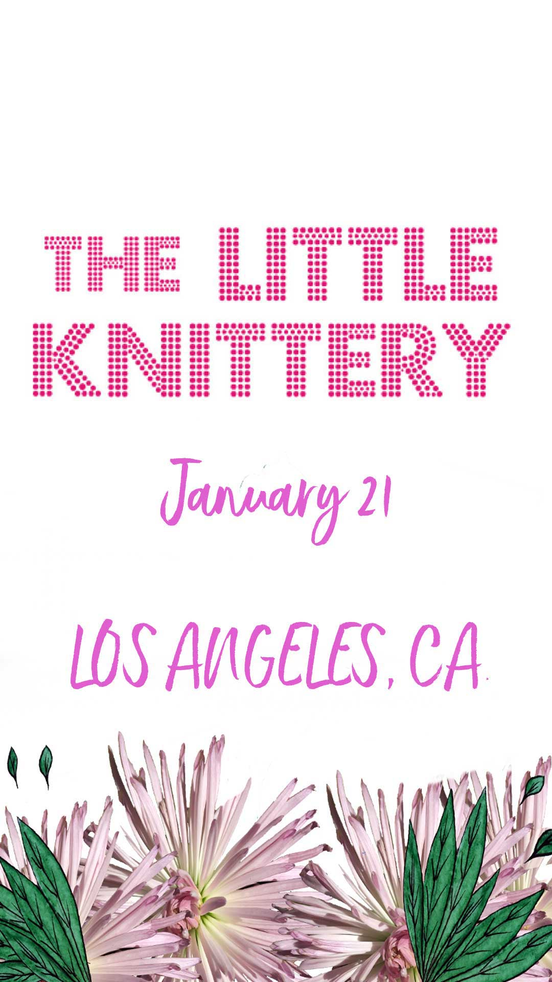 The Little Knittery LA