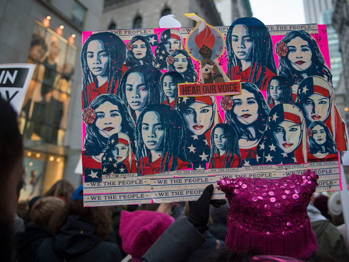 11 feminist books to read in honor of the 2018 Women's March