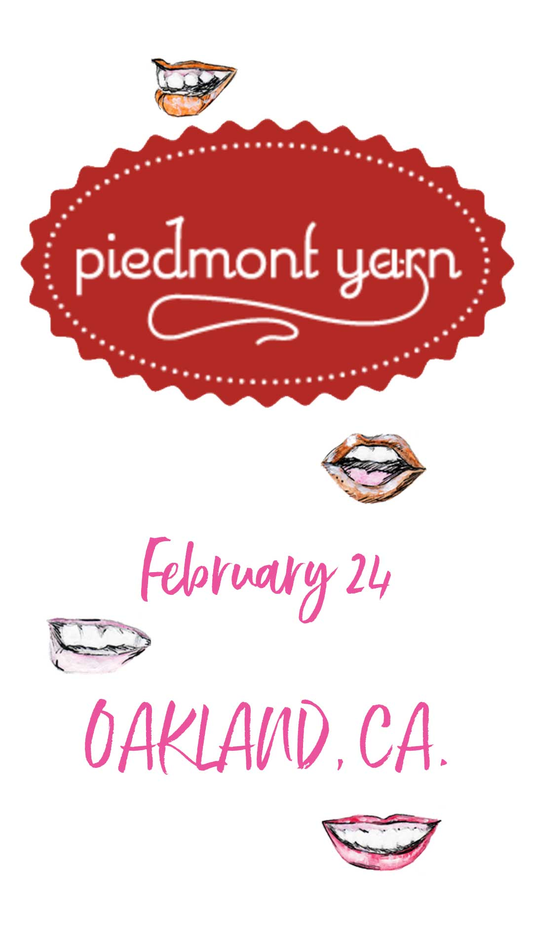 Piedmont Yarn & Apparel Oakland