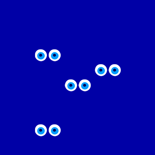 4 pairs of Eyes | December 2014
