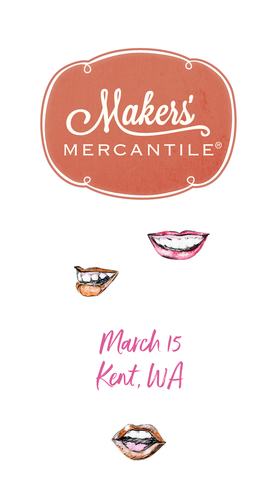 Krista Suh at Maker's Mercantile
