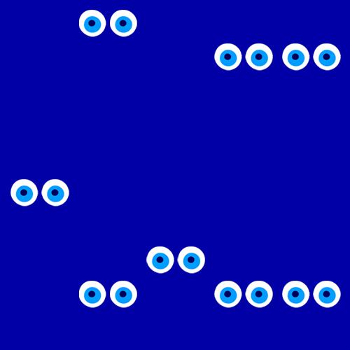 May 2015 | 8 Pairs of Eyes