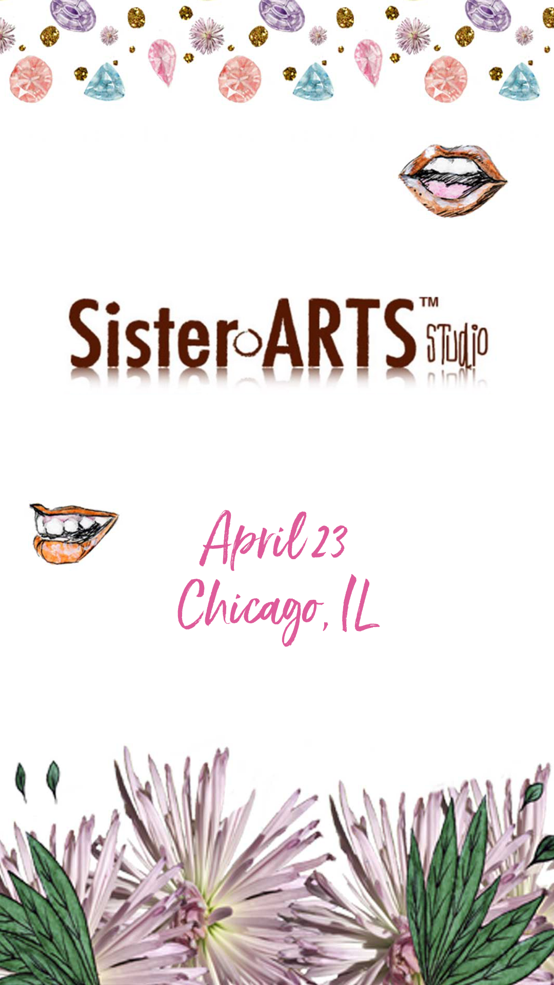 Book Signing at Sister Arts Studio Chicago, IL