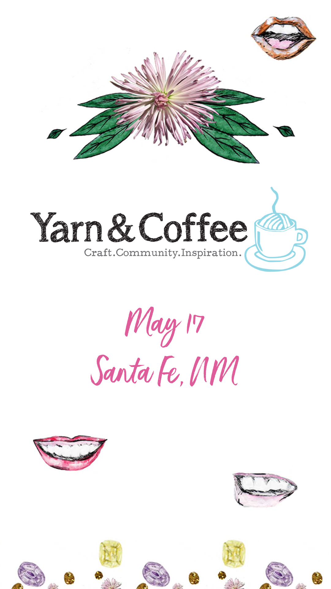 Book Signing at Yarn & Coffee Sante Fe, NM