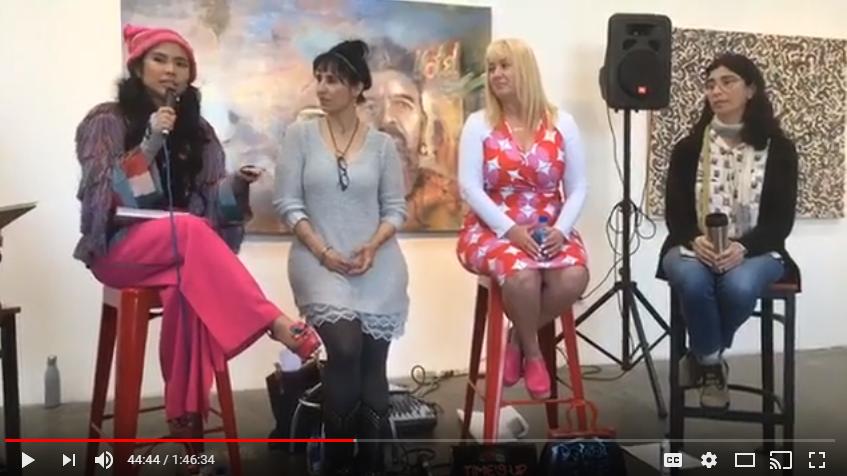 #MeToo - Art and Feminism Now Panel