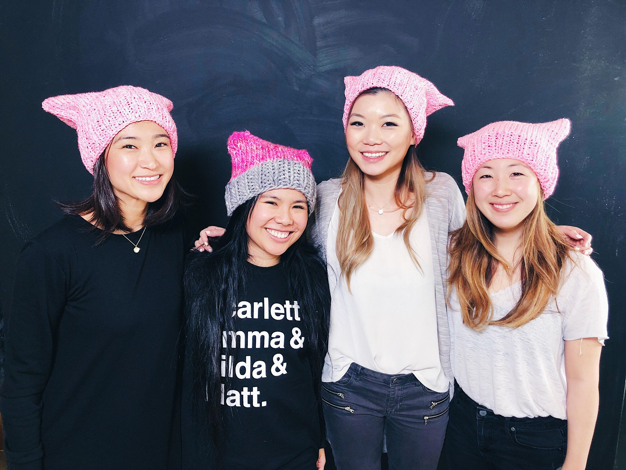 Episode 18- The Pussyhat Project with Krista Suh