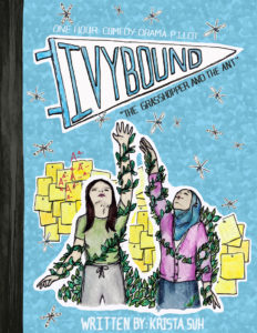Ivybound Pilot Cover