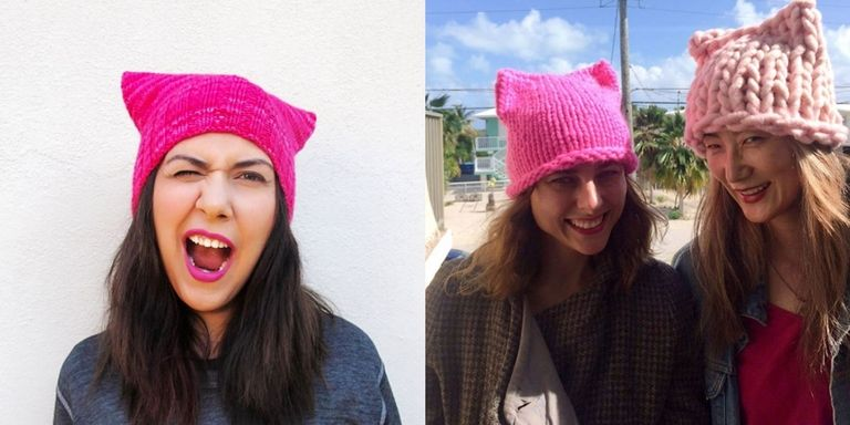Pussyhat Project in Cosmopolitan