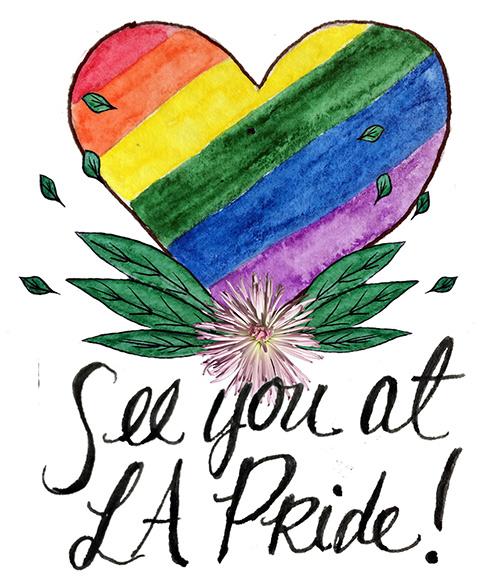 See You At LA Pride