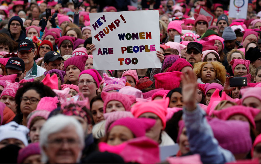 The Women's March Succeeded Because It Spoke to Women's Outrage