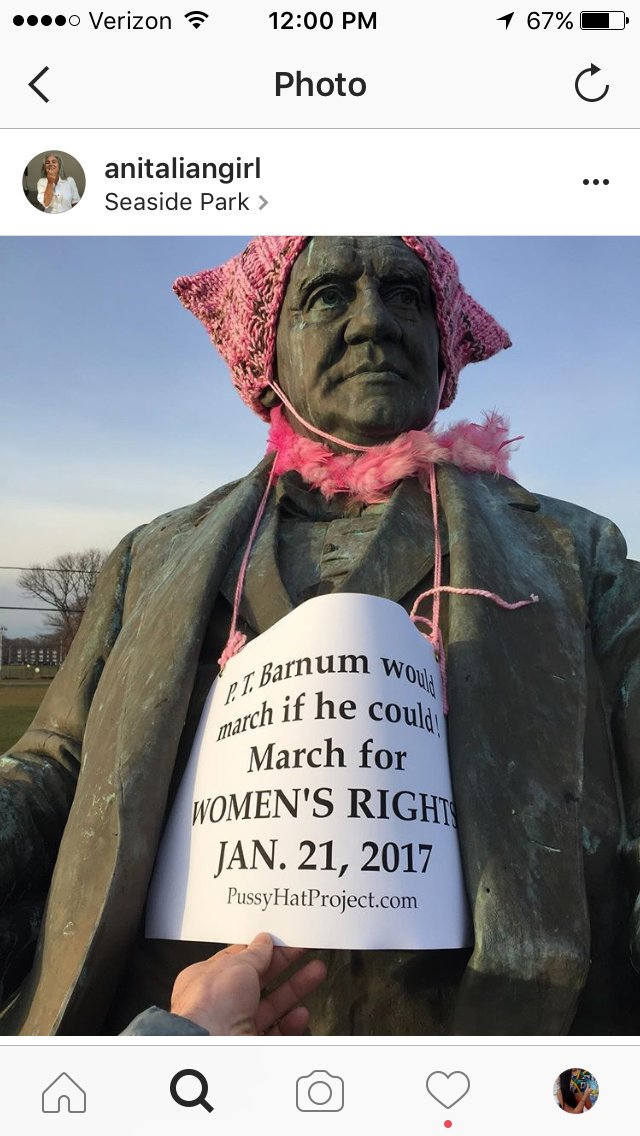 What Is The Pussyhat Project? Knitters Are Supporting The Women's March On Washington In A Wonderfully Creative Way