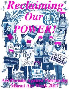 Parade Against Patriarchy card