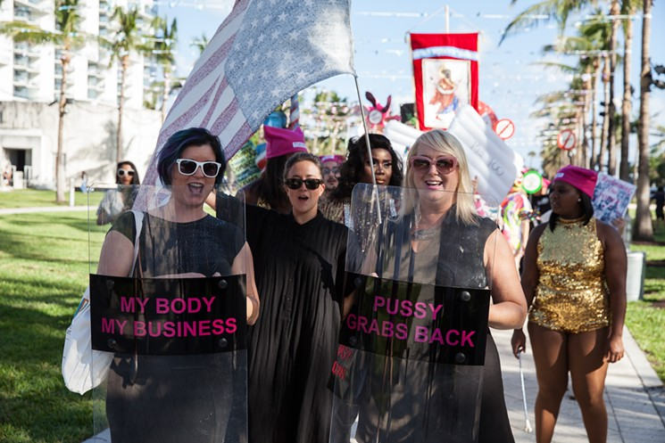 Parade Against Patriarchy Brings Feminist Public Art to Basel
