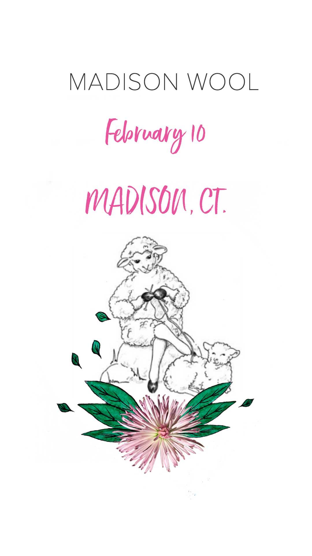 Madison Wool Madison, CT