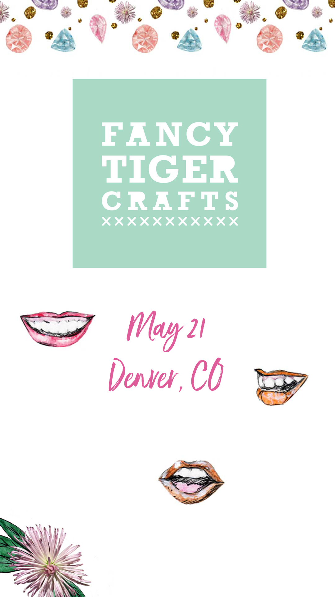 Book Signing at Fancy Tiger Crafts Denver, CO