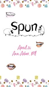 Book Signing at Spun Ann Arbor, MI