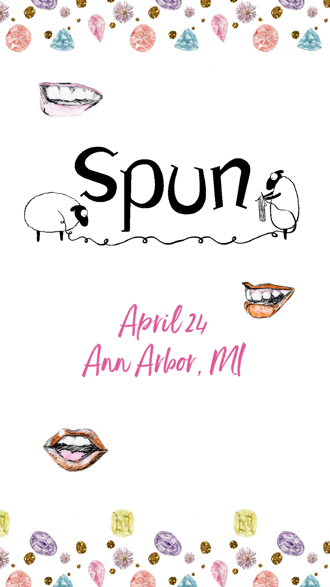 Book Signing at Spun Ann Arbor, MI