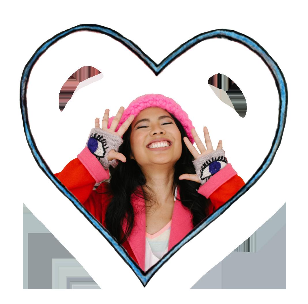 Krista in Heart