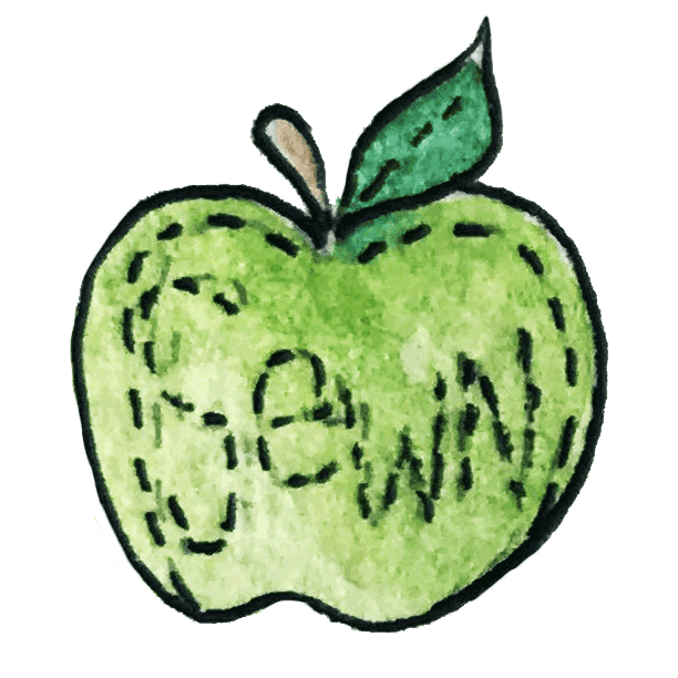 Sewn Apple