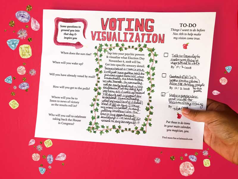 Krista's Voting Visualization