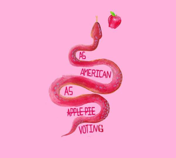 American as Voting