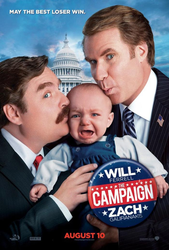 The Campaign Movie Still