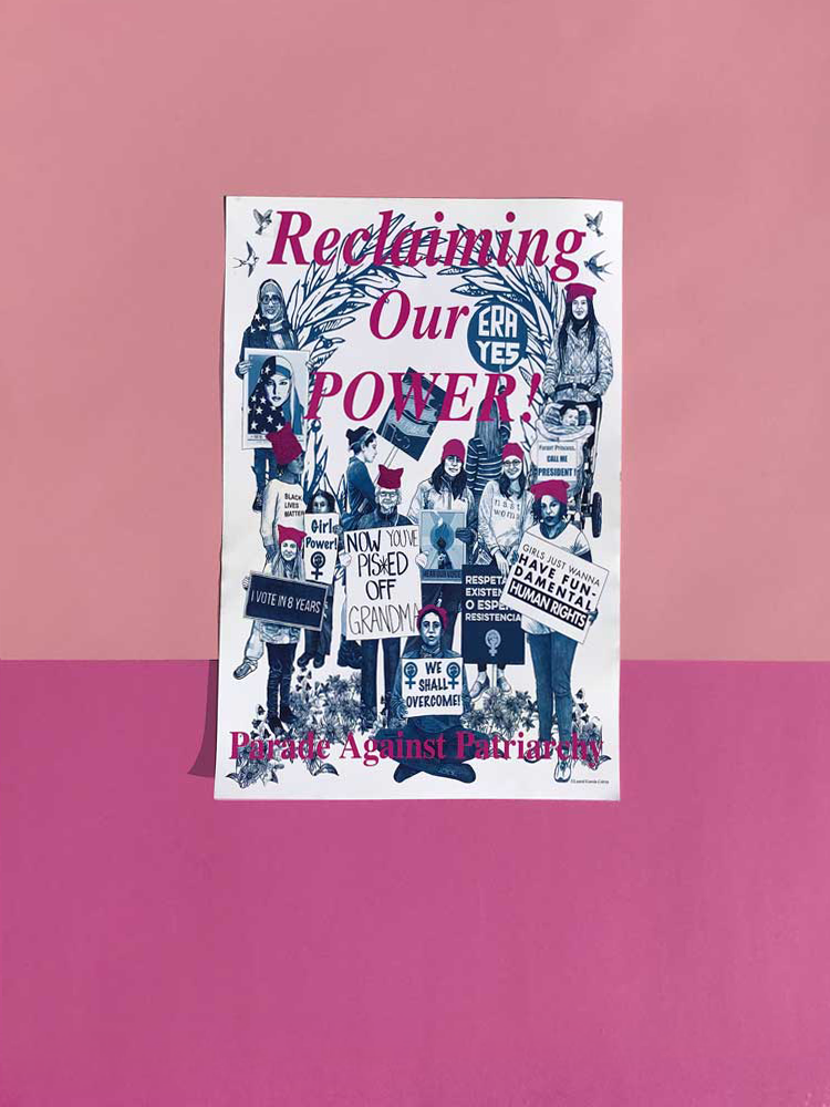 Reclaiming Our Power Poster