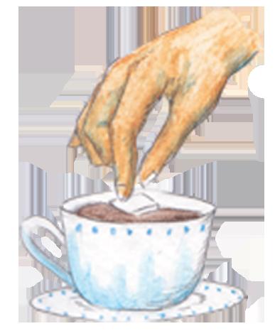Hand Hot Chocolate
