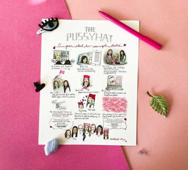 Herstory Print