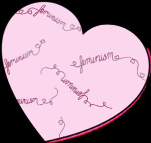 feminism-heart
