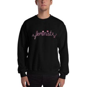 Feminist Yarn Unisex Sweatshirt